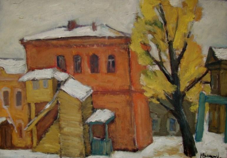 Красный дом, Башарин Николай