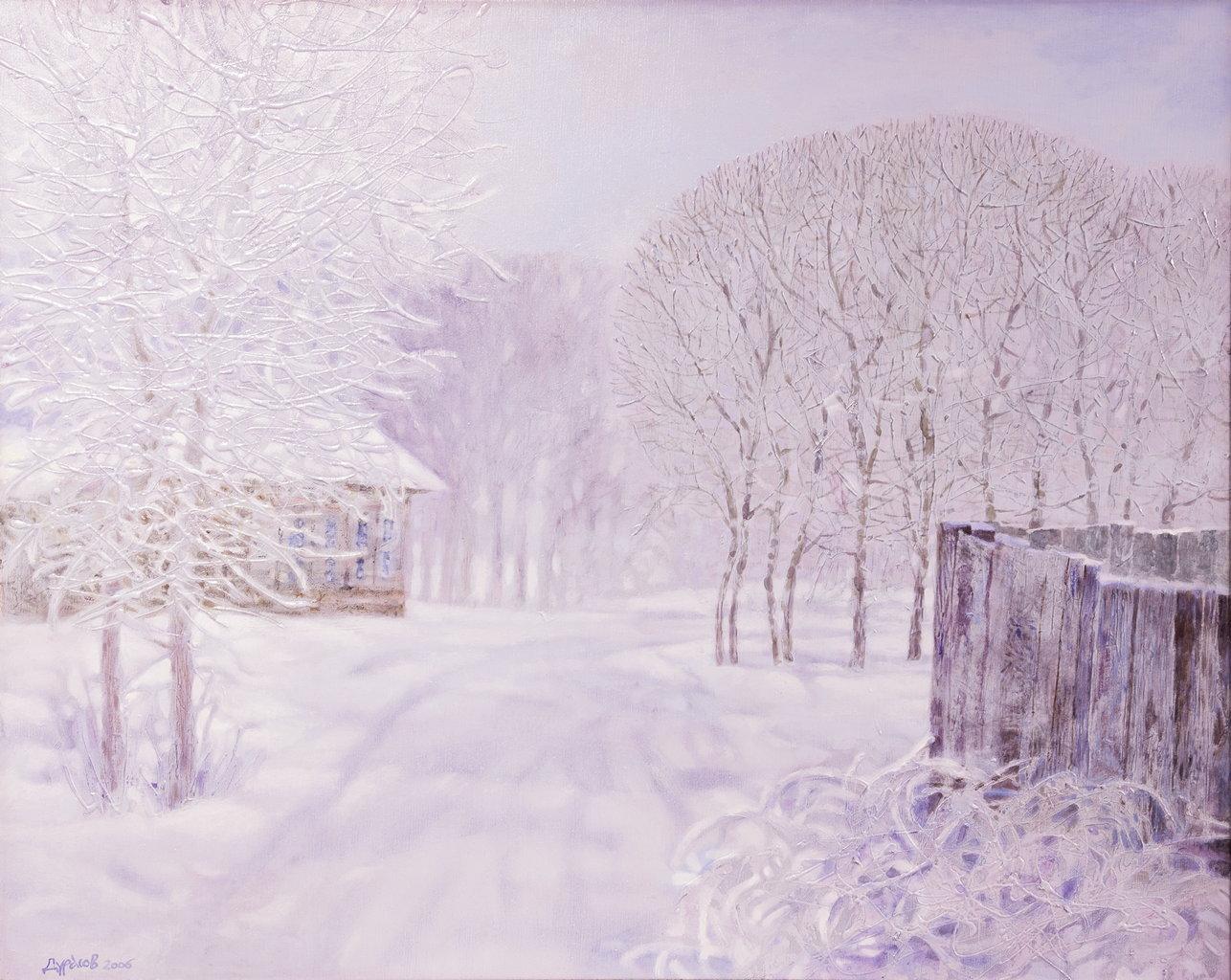 Поворот на весну, Дурасов Алексей