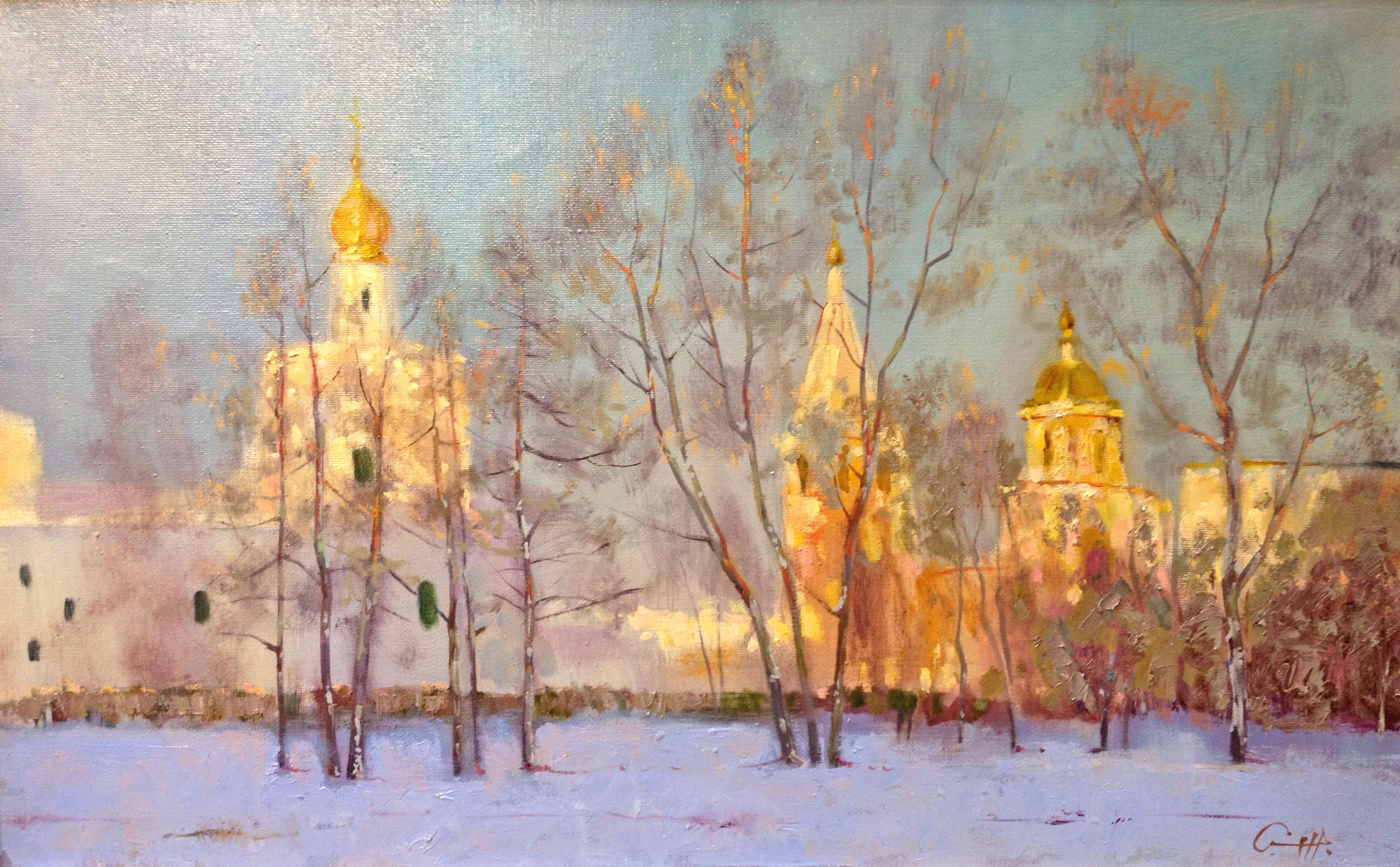 Воскресный день, Жилин Сергей