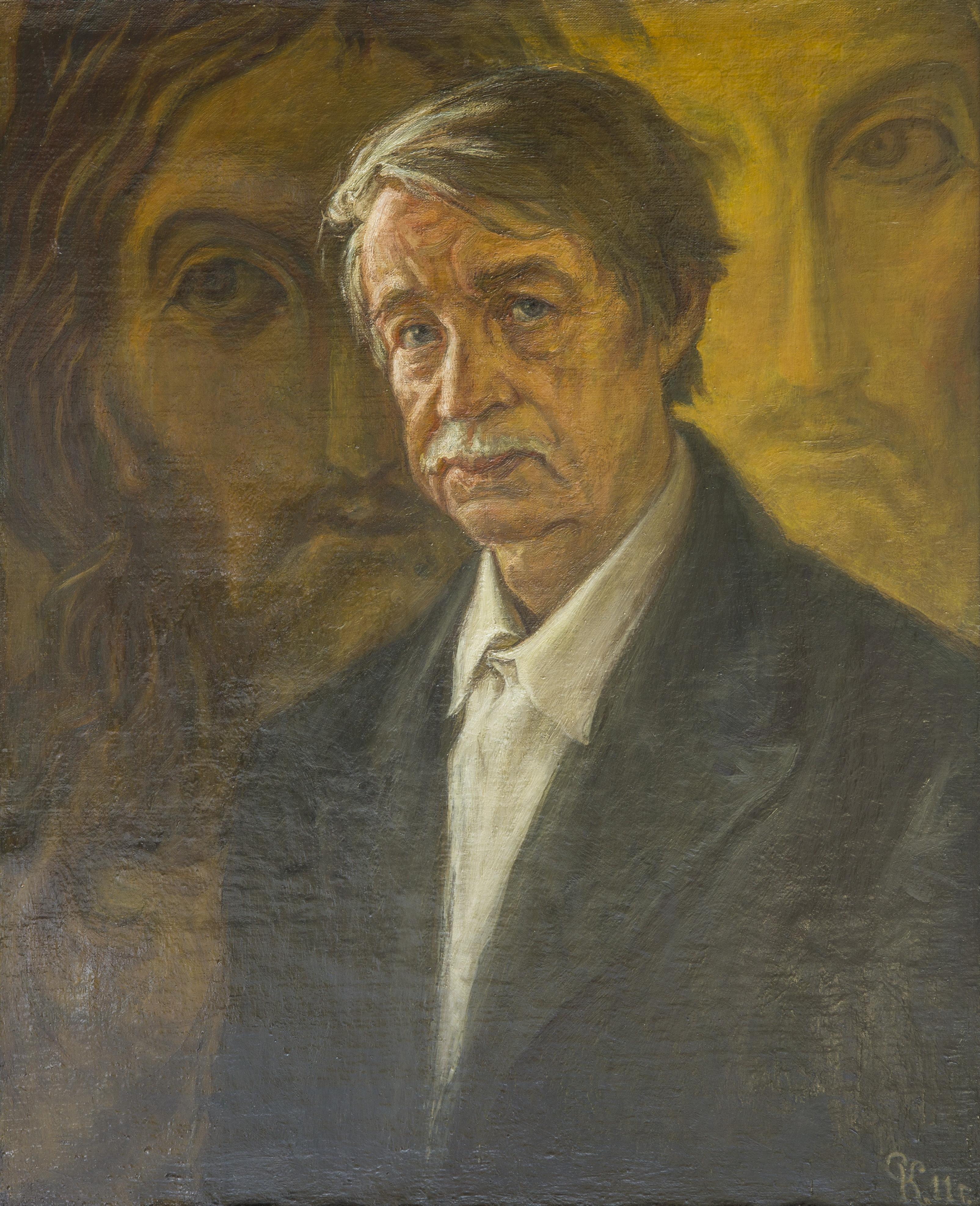 Портрет А. Г. Костовского, Казанцев Сергей