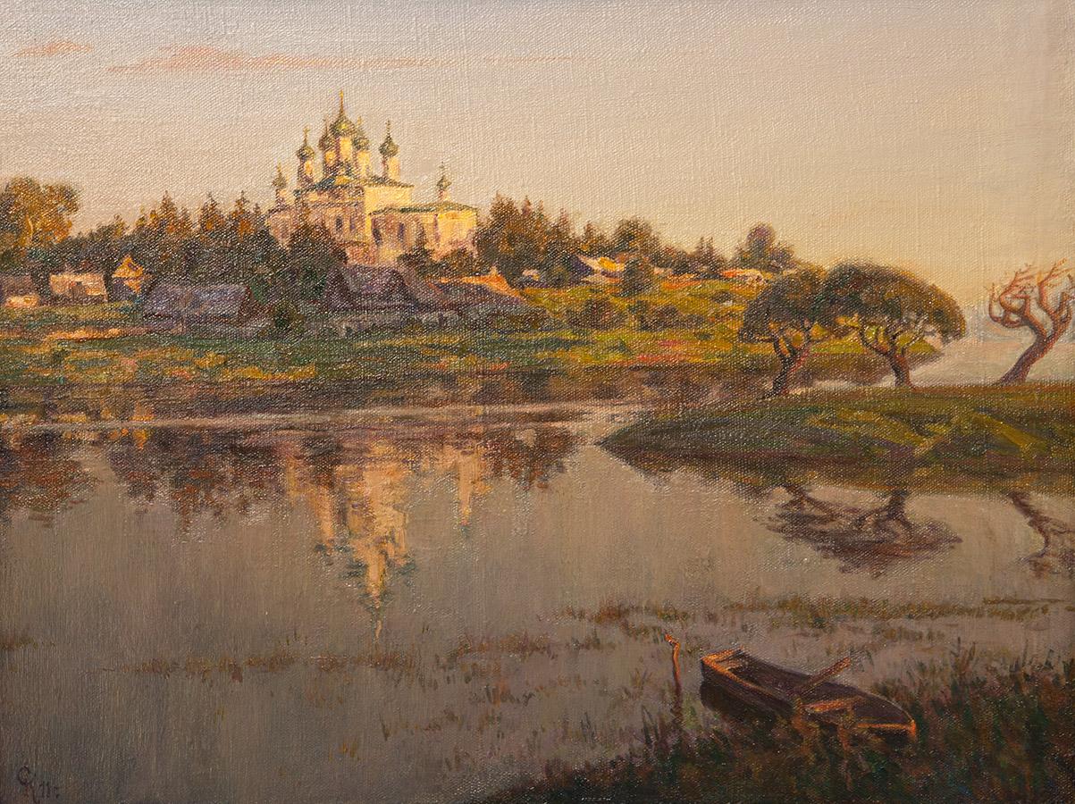 В час раздумий, Казанцев Сергей