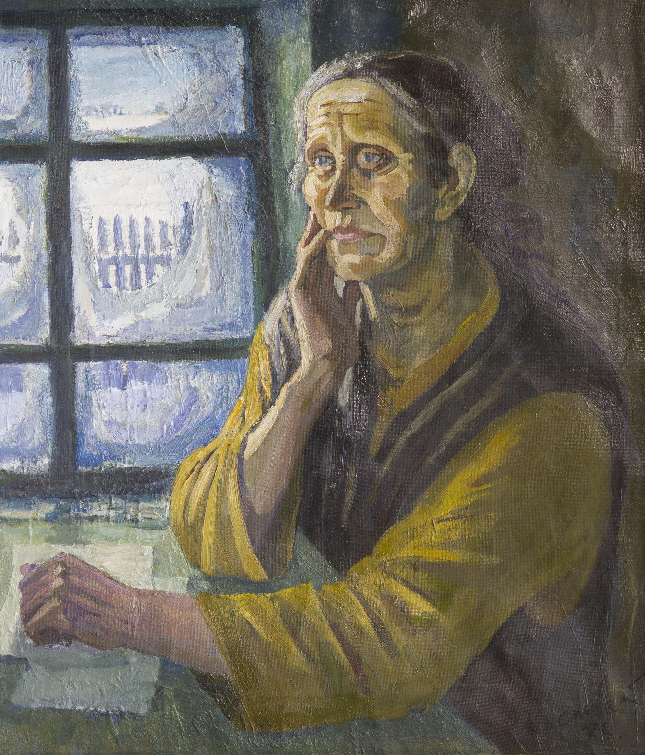 Мать поэта Трофимова, Костовский Анатолий