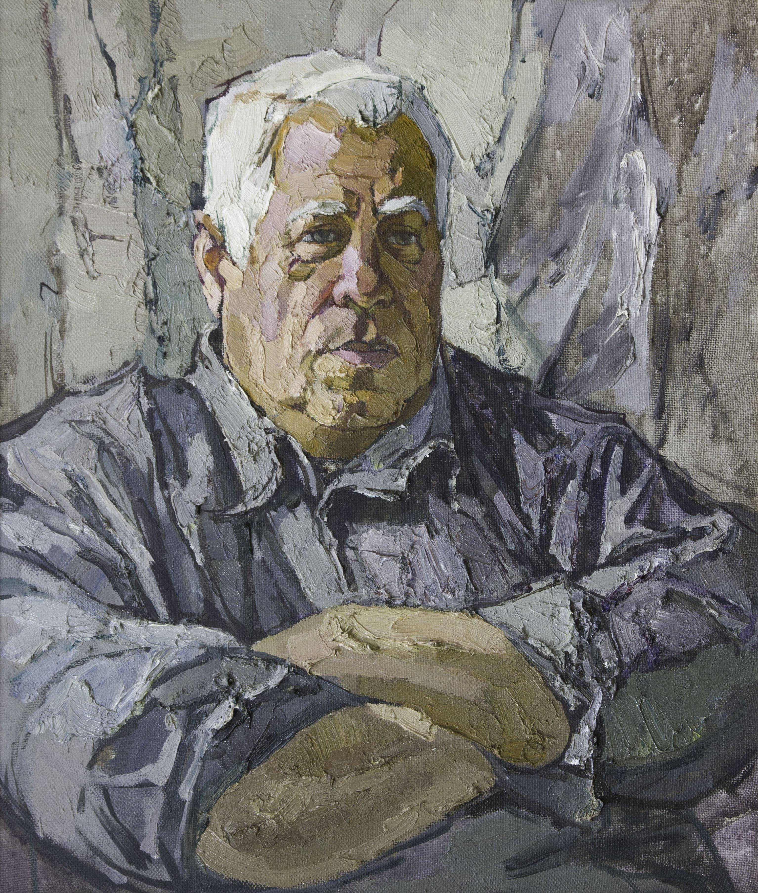 Портрет Бориса Дмитриева, Лапин Владимир