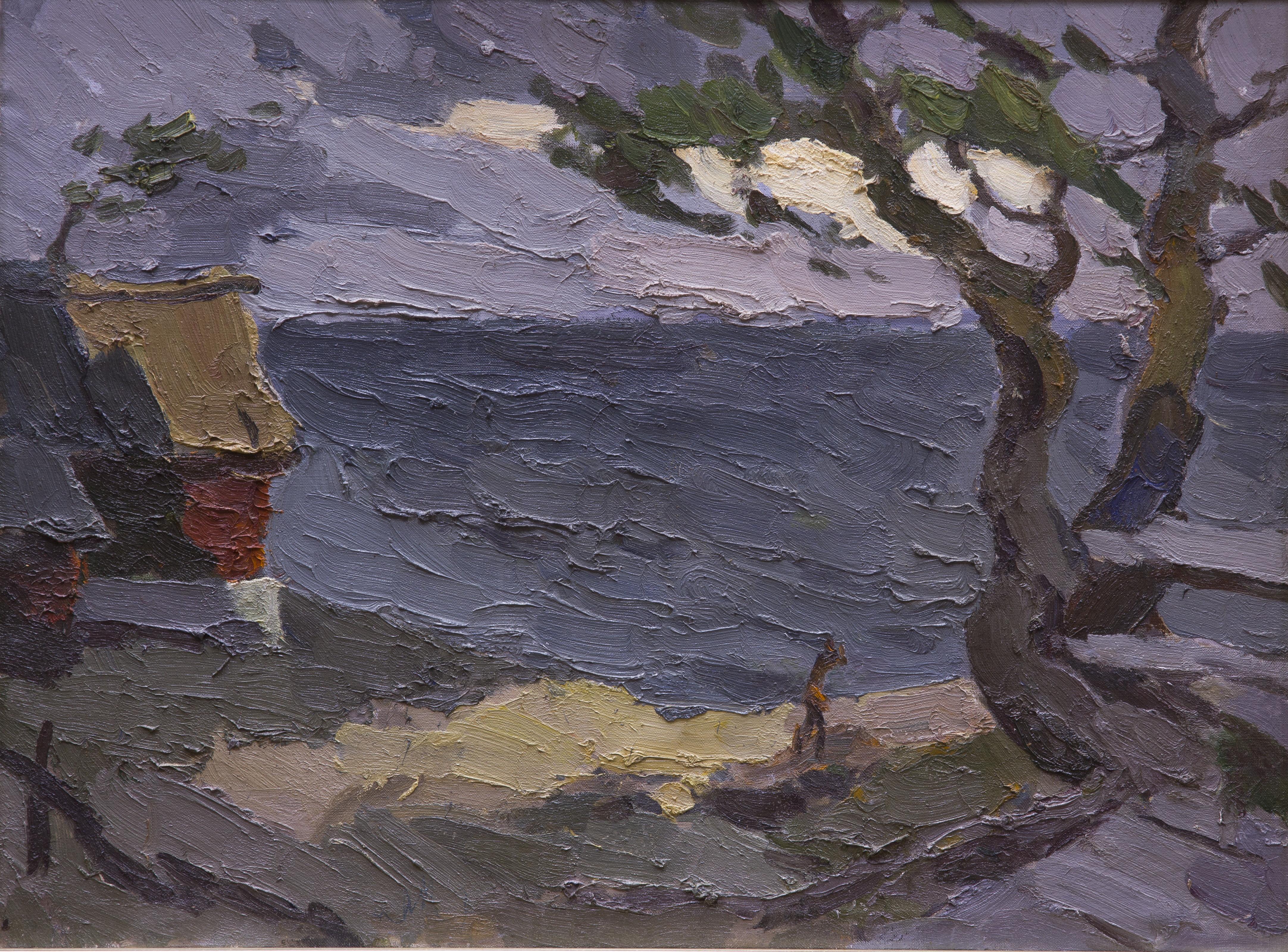 Иркутск в грозу, Лапин Владимир