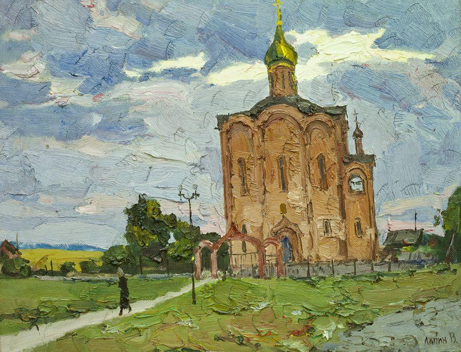 Храм, Лапин Владимир