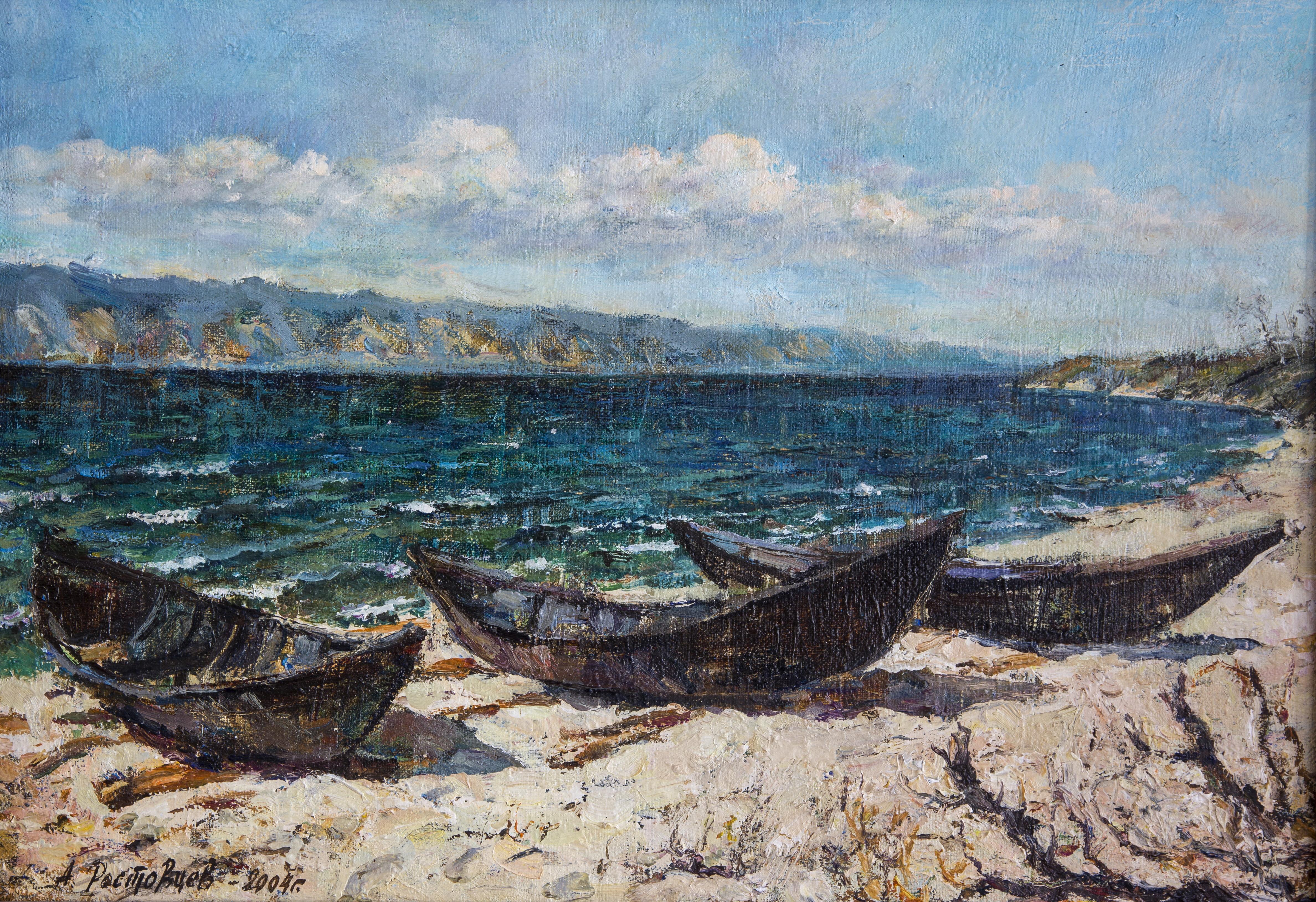 Лодки, Ростовцев Андрей