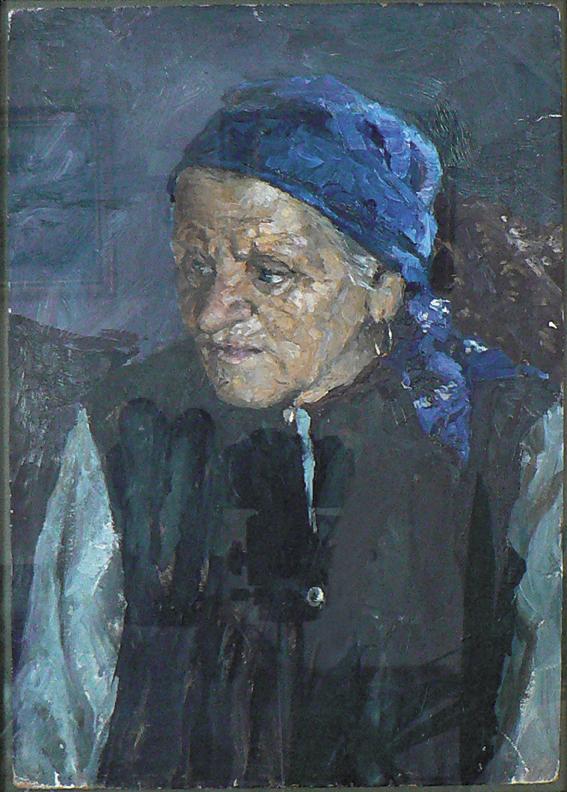 Бабуля, Тетенькин Владимир