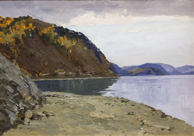 Байкал, Тетенькин Владимир