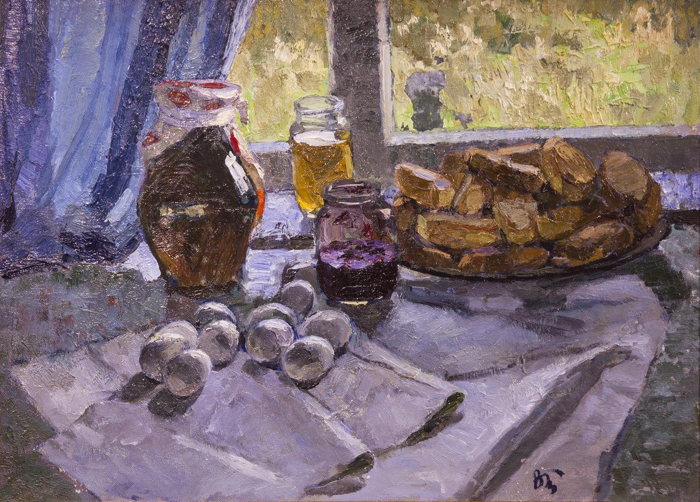 Завтрак, Тетенькин Владимир