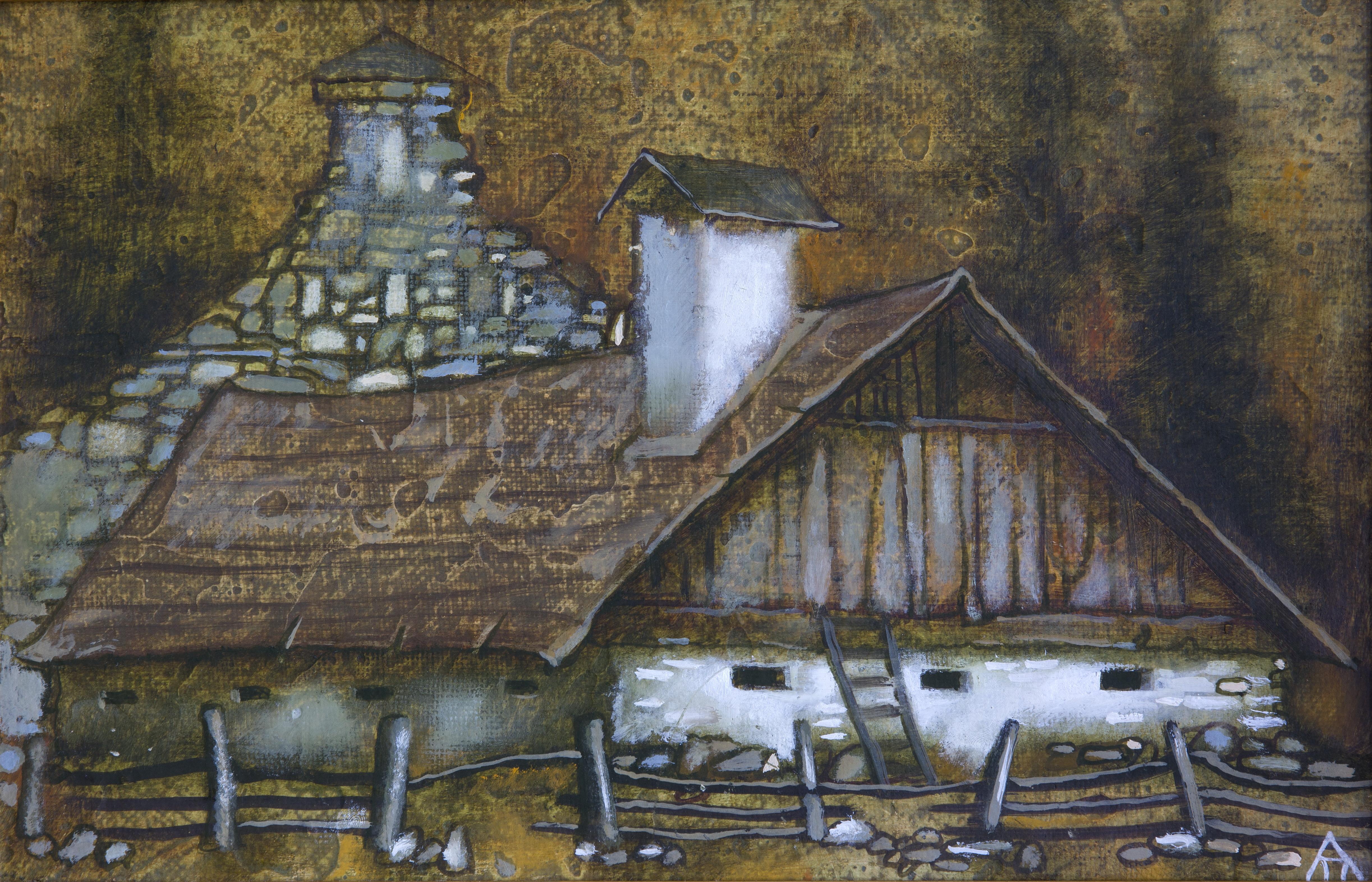 Альпийские домики 1, Погребной Анатолий