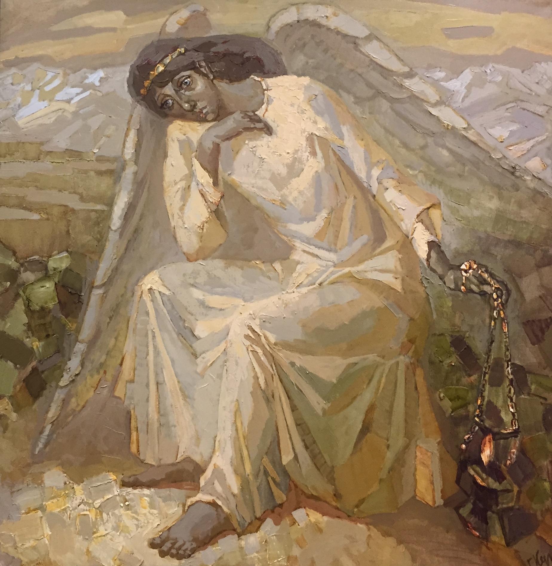 Задумчивый ангел, Кузьмин Геннадий