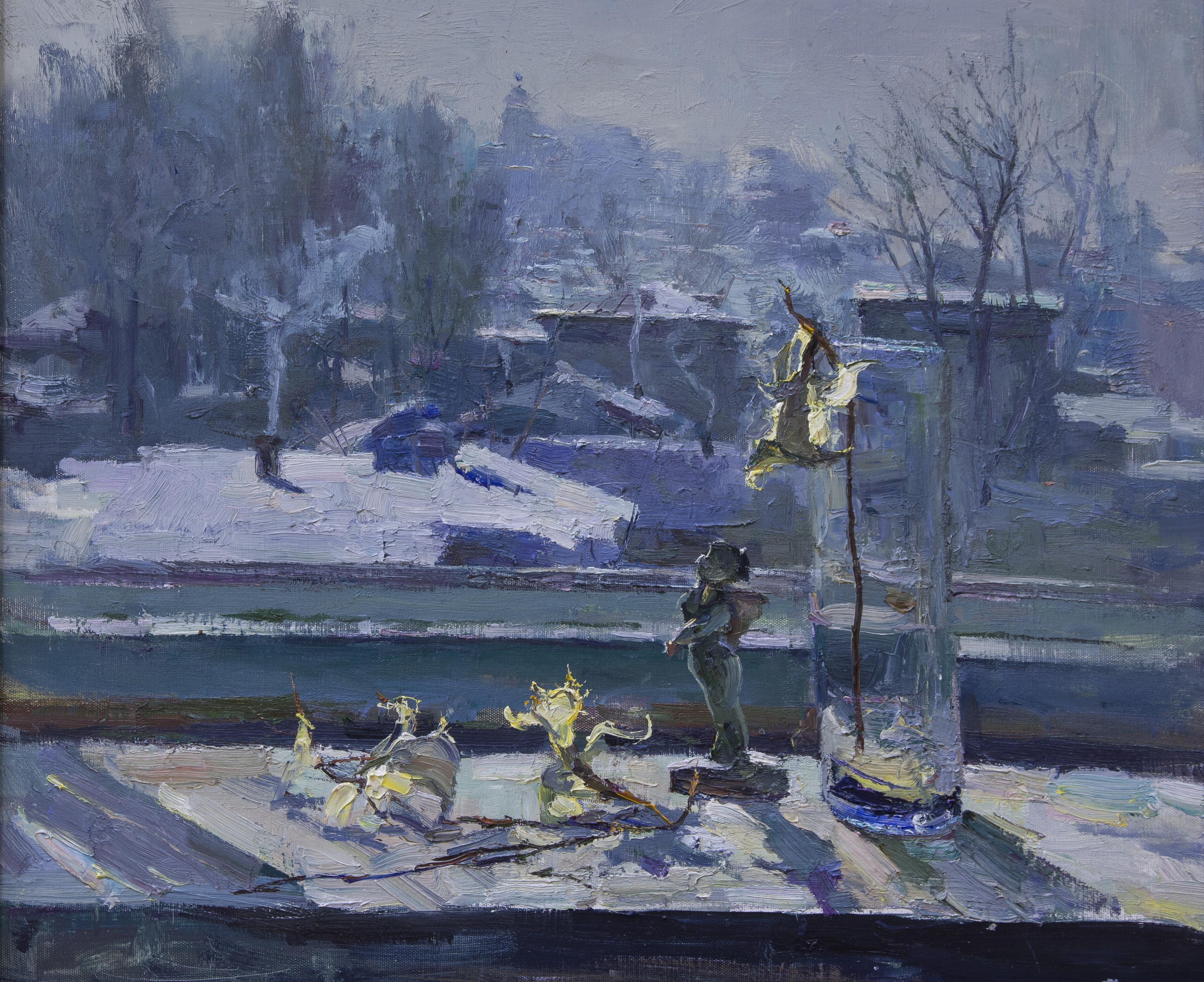 Вид из окна, Лысяков Дмитрий