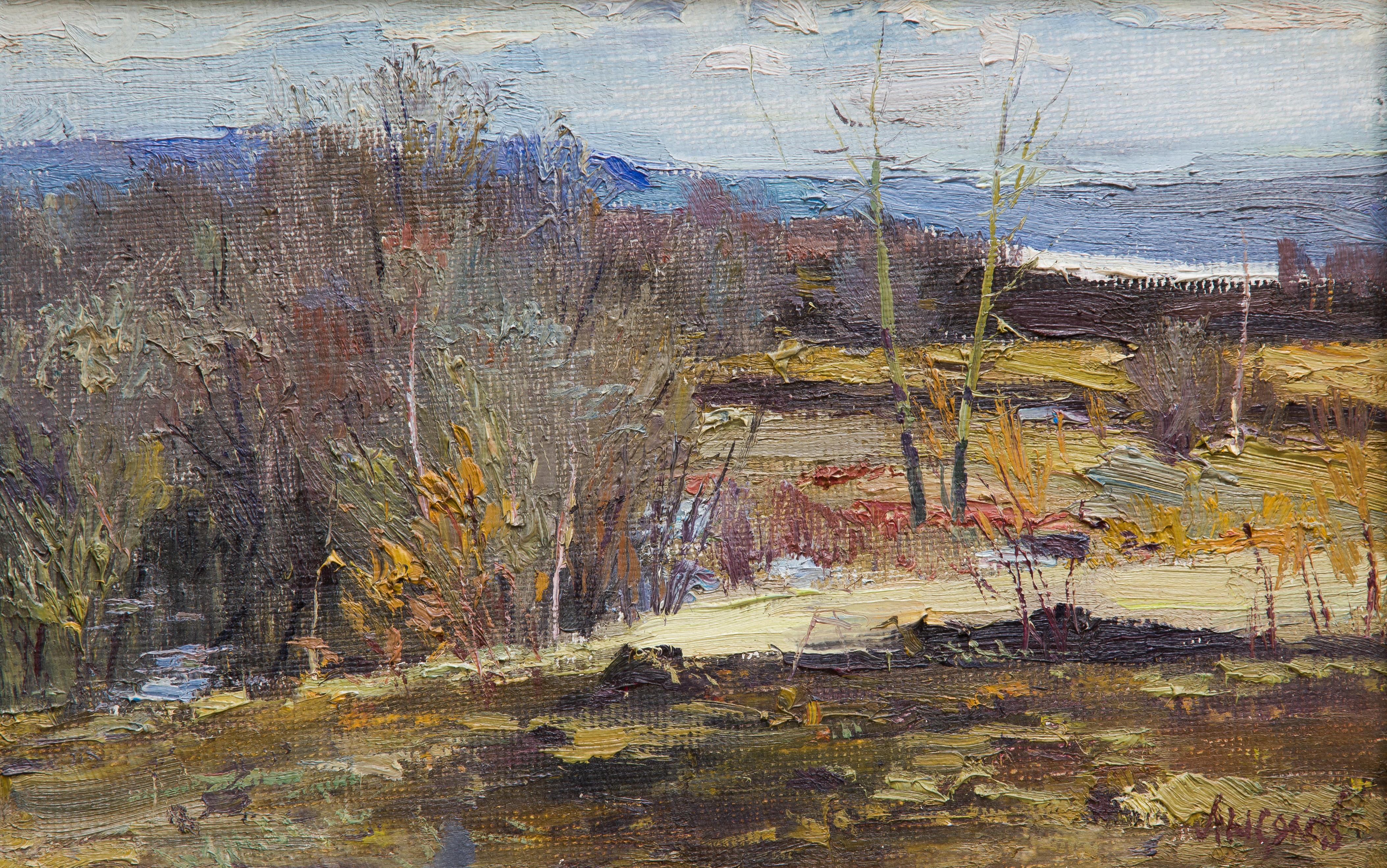 Весна, Лысяков Дмитрий