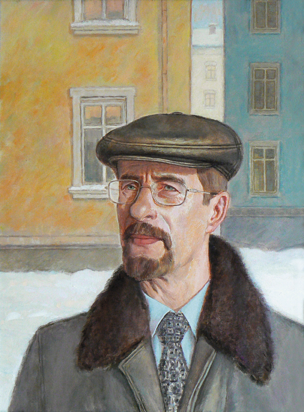 Портрет Бронштейна В.В., Муравьев Александр