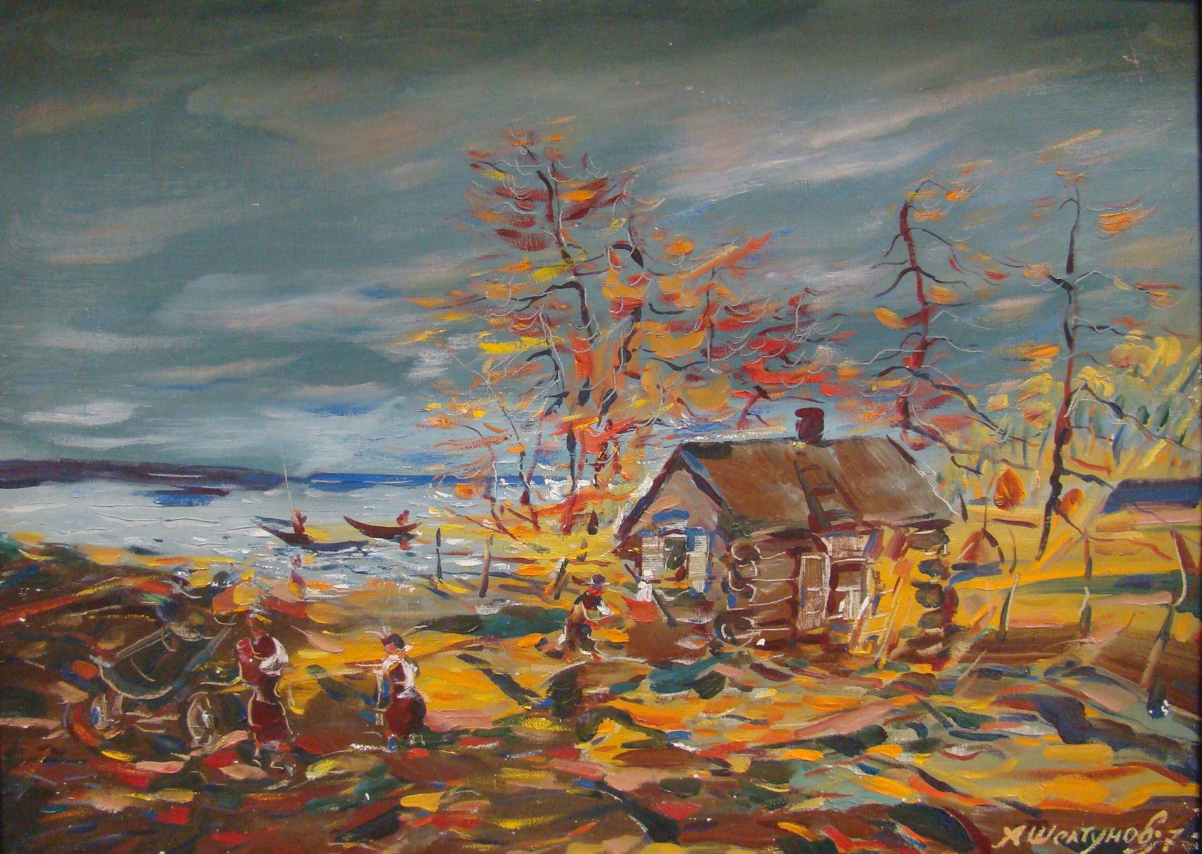 Осень, Шелтунов Александр