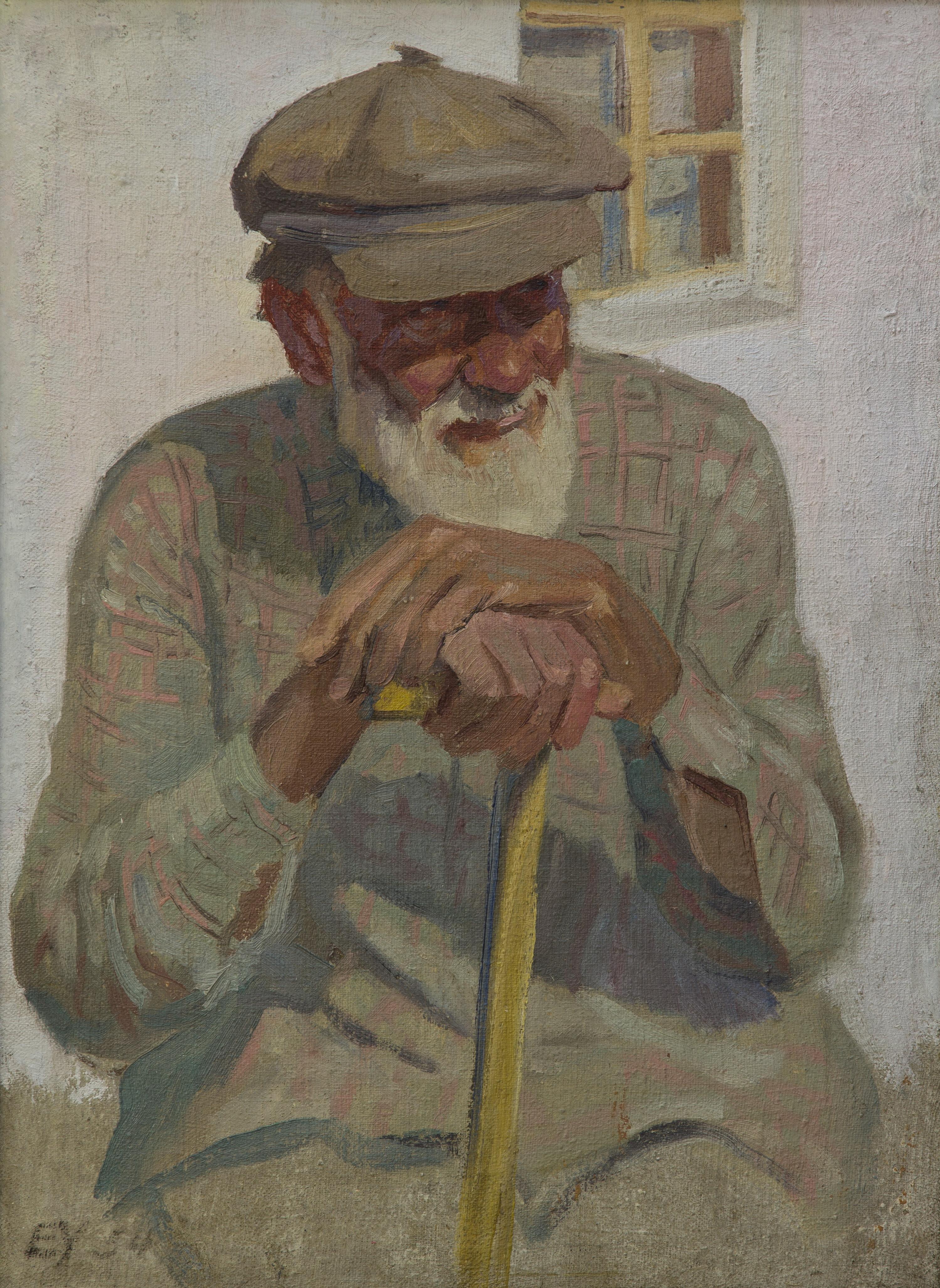 Старик, Ушаков Евгений